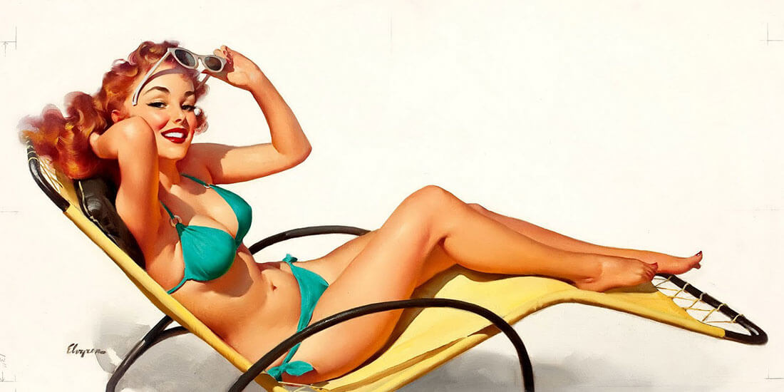 Pin Up Pool Party Events The Weekend Edition Gold Coast
