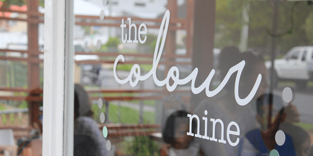 The Colour Nine