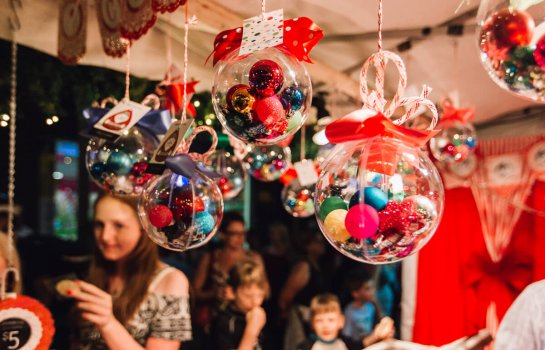 Spread the local love and hit up Brisbane's best Christmas markets