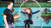 Flipside Circus Winter Holiday Workshops
