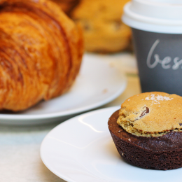Get your fix at Bunker Coffee's new Milton outlet Bessa Coffee