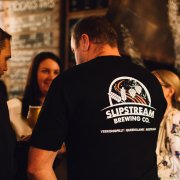 Slipstream Brewing Co. Launch Party