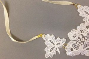 Making at MoB: Lace Jewellery