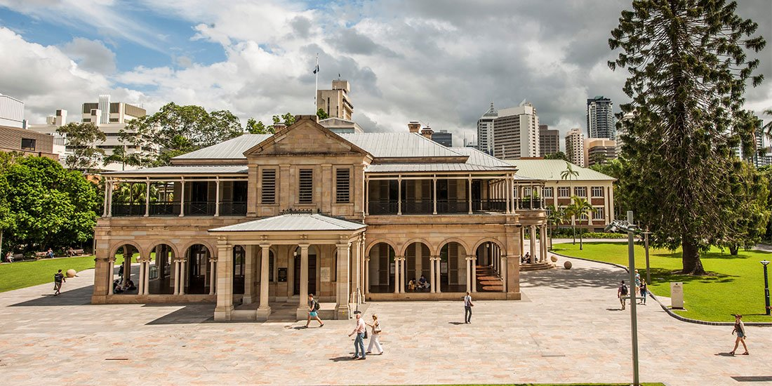 Get a special sneak peek at the iconic spaces of our city during Brisbane Open House