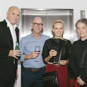 Gerhard Richter Exhibition Opening