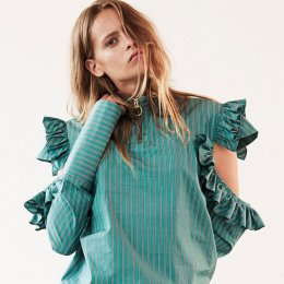 Drape yourself in liveable luxury from New Zealand native Maggie Marilyn