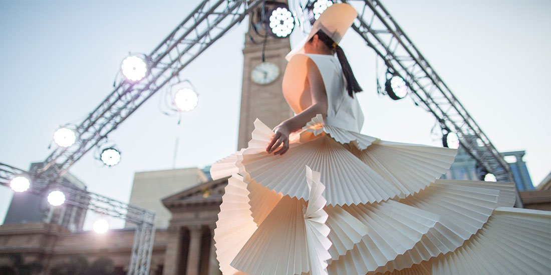 Cool, kind and creative – Recreate celebrates sustainable style with its paper fashion show