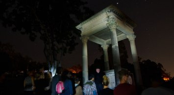 The Original Toowong Cemetery Cemetery Ghost Tour with Ghost Tours Pty Ltd