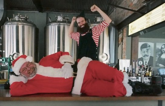 12 Tragic Beers of Christmas