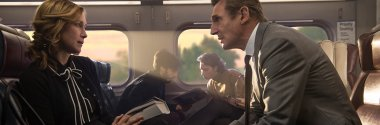 Win one of ten double passes to see The Commuter
