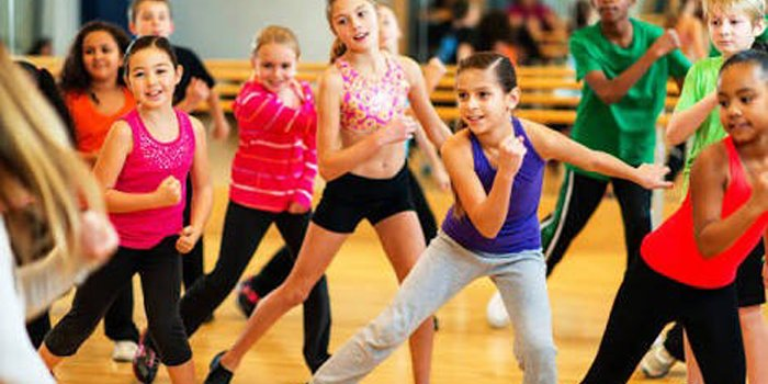 Free Dance & Fitness Classes for Kids – Open Day 2018