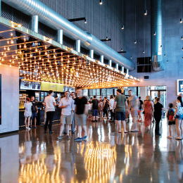 Suburban cinema steps it up with the arrival of Reading Cinema in Newmarket