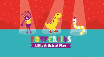 Powerkids: Little Artists at Play