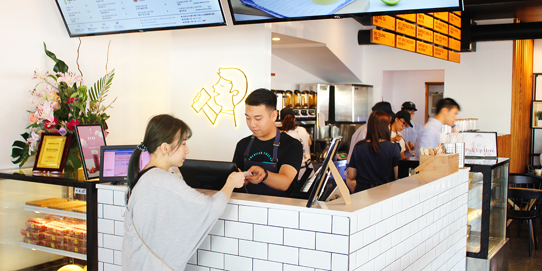 Sweet teas are made of cheese – Heere Tea brings the latest foodie craze to Sunnybank