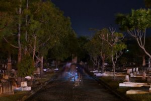 The Other Side Toowong Cemetery Ghost Tour