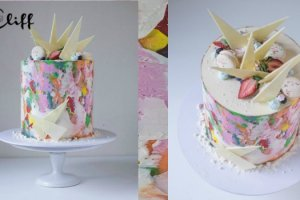 Cakes by Cliff – Geometric Spikes Workshop