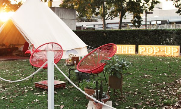 The Pop-Up Hotel is back … and you can win a night!