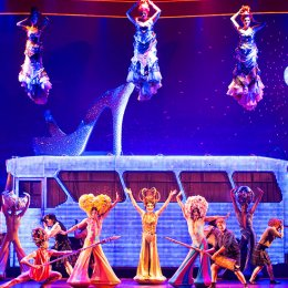 Rhinestones at the ready – Priscilla and her queens take over QPAC