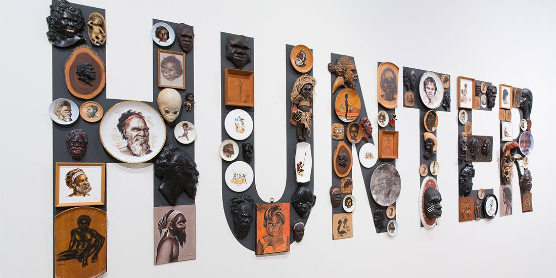 Tony Albert flips the script on race and representation with his Visible exhibition