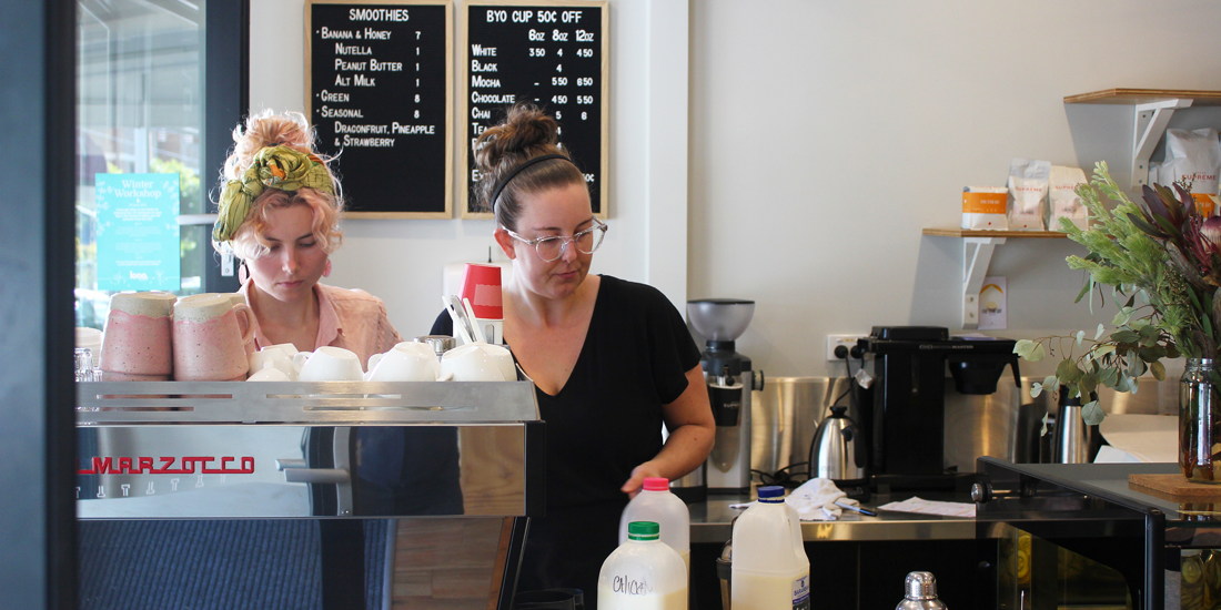 Sweet sustainability – Alphabet Cafe settles in to its new West End home