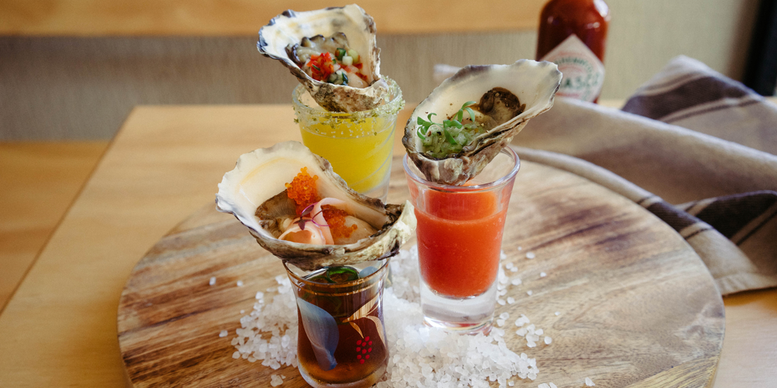 Shucks Bar teams up with Les Bubbles for a shucking-delicious pop-up