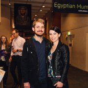 Egyptian Mummies After Dark