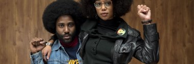 Win one of 100 double passes to The Weekend Edition's preview screening of BlacKkKlansman