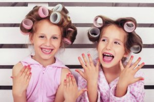 Free Kids Pamper Party