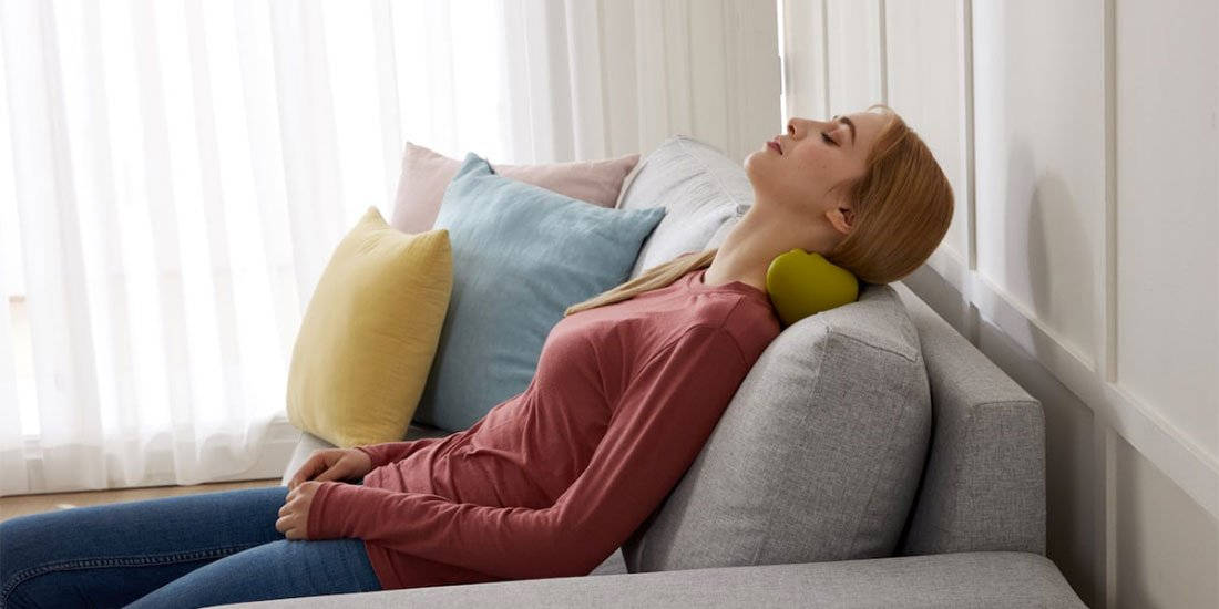 My neck, my back – C-Rest is the affordable solution to your tension woes