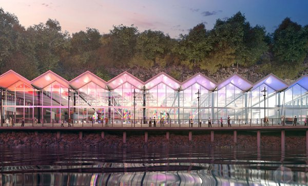 Howard Smith Wharves announces Howard's Hall as its key events space
