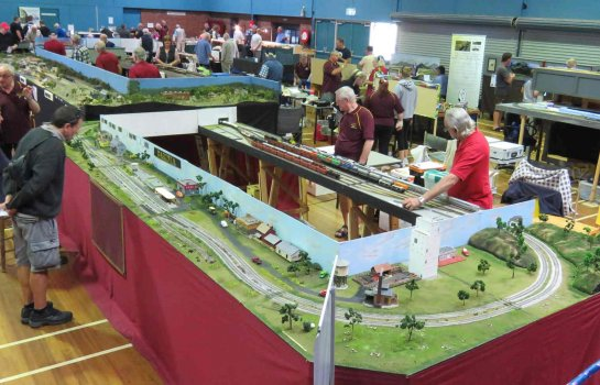 Seventh Redlands Model Railway Show