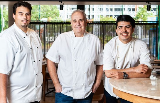 Josue Lopez and e'cco bistro team up for one night of modern Australian culinary magic