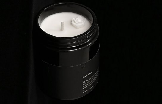 Illuminate your dark side with cruelty free Nocturna candles