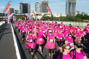 RACQ International Women's Day Fun Run
