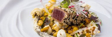 Win a Queensland Coast Degustation for two at Bacchus