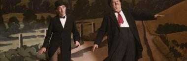 Win a double pass to see Stan and Ollie