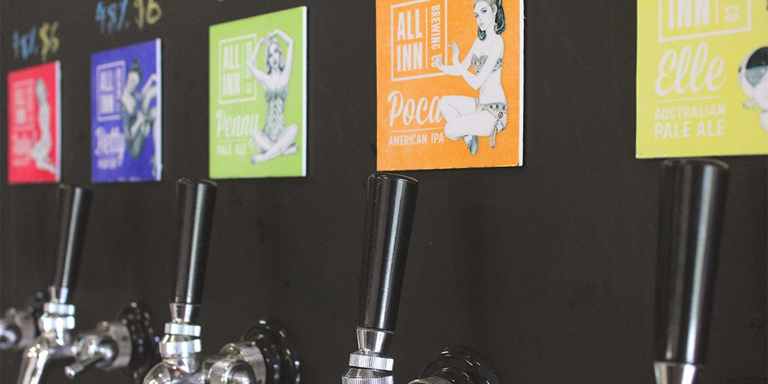 All Inn Brewing Co. | Brisbane's best craft-beer breweries