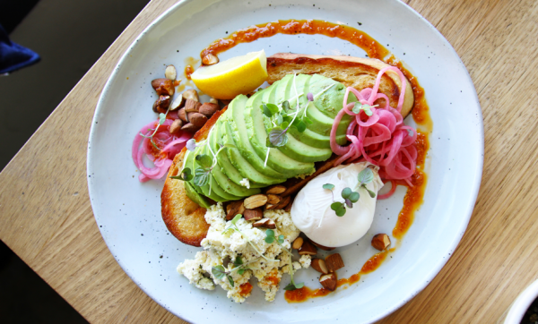 Pastel-hued stunner Chapel Park brings colourful brunch to Nundah