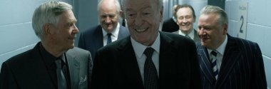 Win a double pass to a screening of King of Thieves