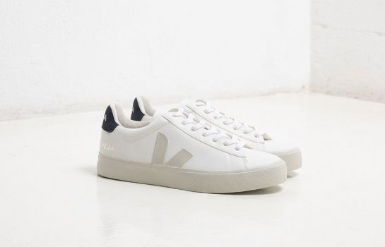 Veja sneakers combine transparency with style to create conscious footwear