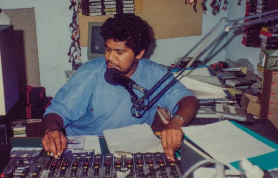 I heard it on the radio: 25 years of 98.9FM Murri Country