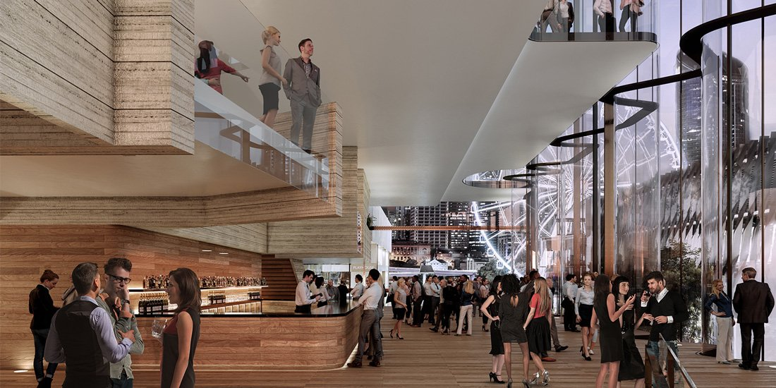 Concept design revealed for new $150 million QPAC theatre