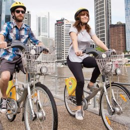 From op-shoppers to sweet tooths – discover Brisbane's best weekend cycling spots and trails