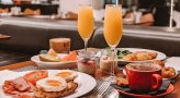 Unlimited Mimosa Special at Vintaged Bar + Grill