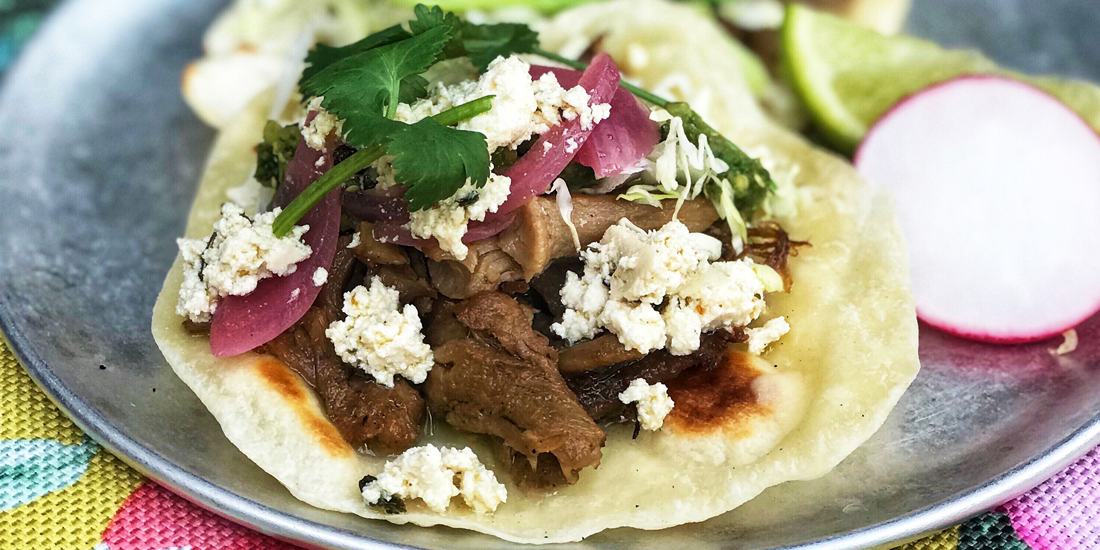 Meat-free Mexican – El Planta takes tacos to new heights at Wandering Cooks