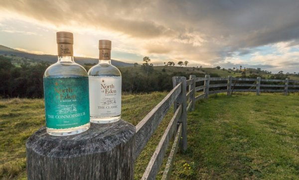 North of Eden small-batch gin distillery takes out major international awards