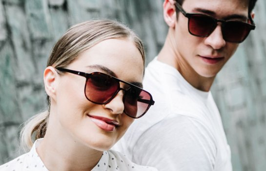 Truth&All handcrafts eco-friendly, sustainable and recyclable eyewear
