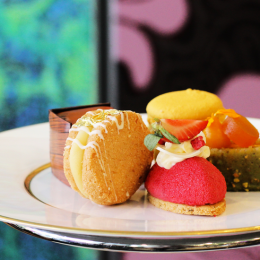 High tea gets elevated – Perrier-Jouët launches its Art of the Wild event series