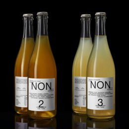 Zero-alcohol wine alternative Non delivers flavour, body and complexity, minus the booze