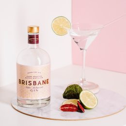 Brisbane bottled – Australian Distilling Co release new gin inspired by the river city